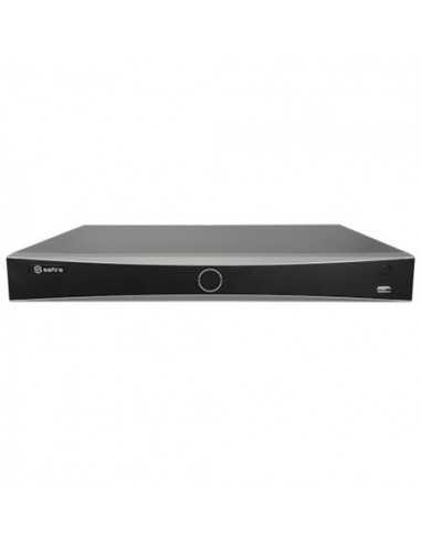 NVR 8ch IP hasta 12Mpx, 80Mbps, H.265+, 2 HDD