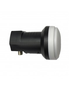 Lnb Single Ganancia 60dB Figura de ruido 01dB Iris IE 120
