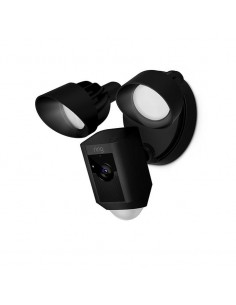 RING FLOODLIGHT CAM COLOR NEGRO