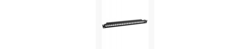 PATCHPANEL SIN CONECTORES